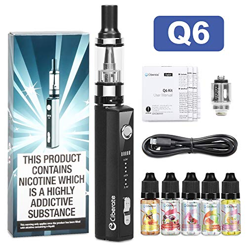 Sigaretta Elettronica, Ciberate Q6 E Sigaretta Vape Kit...