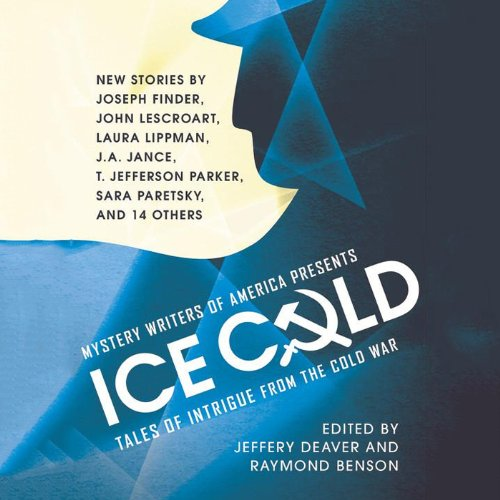 Mystery Writers of America Presents Ice Cold  By  cover art