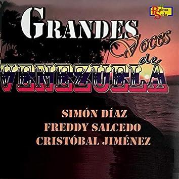 Grandes Voces De Venezuela
