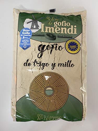 Gofio IMENDI Mix 2 Cereali 1 Kg. Prodotto Isole Canarie