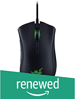 Razer DeathAdder Elite - Multi-Color Ergonomic Gaming Mouse The eSports Gaming Mouse (Mac)(Renewed)