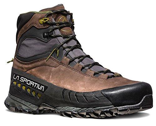 La Sportiva TX5 GTX Hiking Shoe, Chocolate/Avocado, 40.5