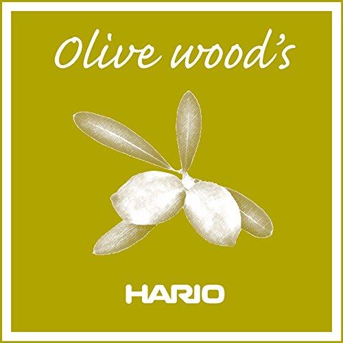 HARIO(ハリオ)コーヒーサーバーオリーブウッド600mlVCWN-60-OV