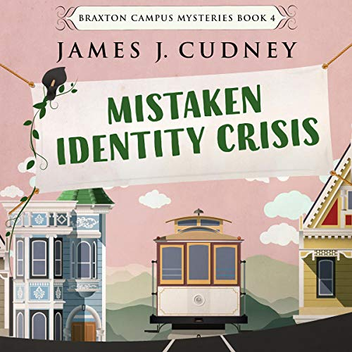 Mistaken Identity Crisis: Death on the Cable Car cover art