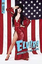 Elvira, Mistress of the Dark #1 Stars and Stripes Photo Cover Variant