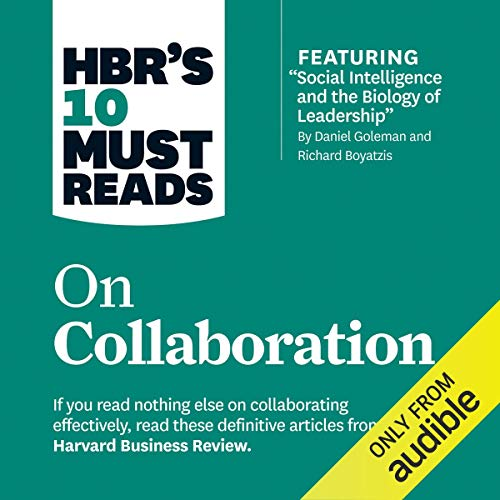 Couverture de HBR's 10 Must Reads on Collaboration