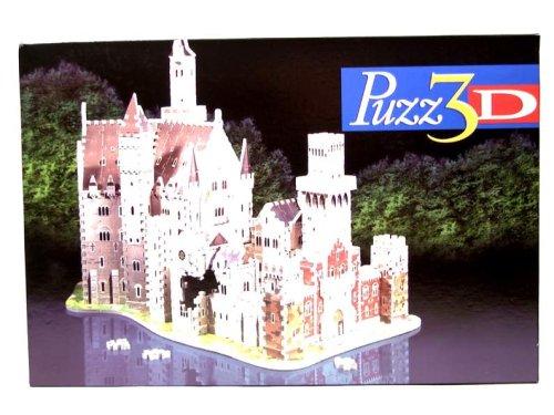 Puzz3D Neuschwanstein, 1000 Teile