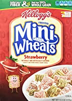 フロストミニコムギ (いちご) 439g Frosted mini wheats (strawberry) 439g
