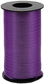 "Berwick Offray Purple Crimped Splendorette, 3/16"" x 350 yd"