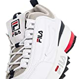 Zoom IMG-2 fila sneakers uomo 1010707 autunno