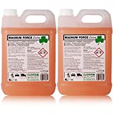 Magnum Force Extra. Heavy duty traffic film remover. Professional pressure washer additive 10 Litres - Comes With TCH Anti-Bacterial Pen!