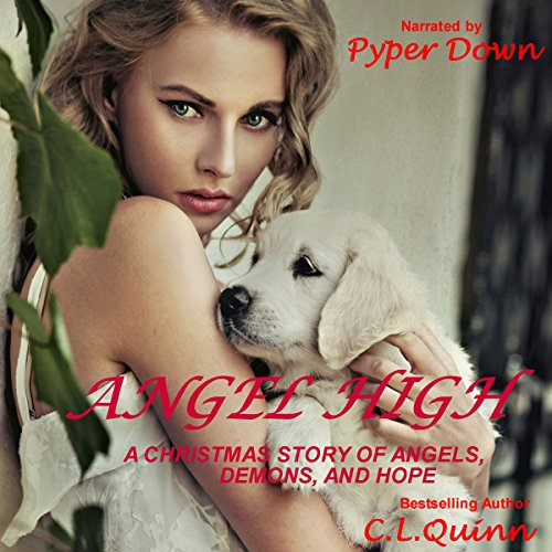 Angel High audiobook cover art