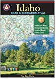 Idaho Road & Recreation Atlas (Benchmark)