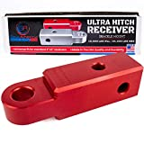 GearAmerica Red Aluminum Ultra Hitch Receiver Shackle Mount 2
