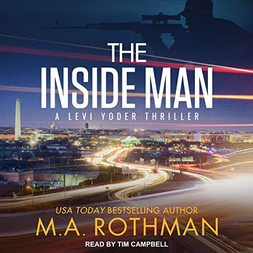 The Inside Man: Levi Yoder Series, Book 2