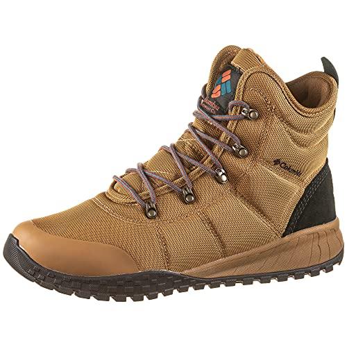 Columbia Fairbanks Omni-Heat męskie buty zimowe, brązowy - Restige - 45 1/3 EU