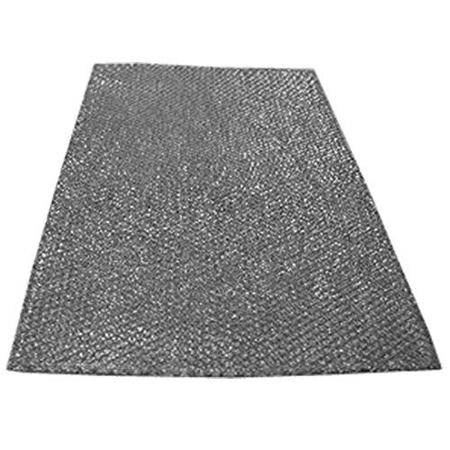 Spares2GO universele grootmasfilter van aluminium voor alle merken van de afzuigkap/afzuigkap Vent (90 x 47 cm, individueel gesneden)