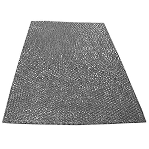 SPARES2GO groot aluminium gaasfilter voor Samsung afzuigkap/afzuigkap afzuigkap (90 x 47 cm, op maat gesneden)