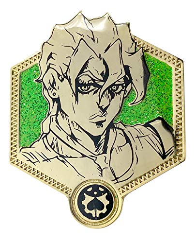 Golden Pannacotta Fugo: Jojo's Bizarre Adventure Collectible Pin