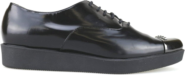 JEANNOT Elegante Schuhe Damen Leder schwarz  | Moderne und stilvolle Mode  | Stabile Qualität  | Zahlreiche In Vielfalt