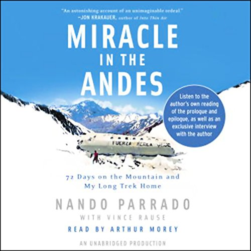 Miracle in the Andes Titelbild