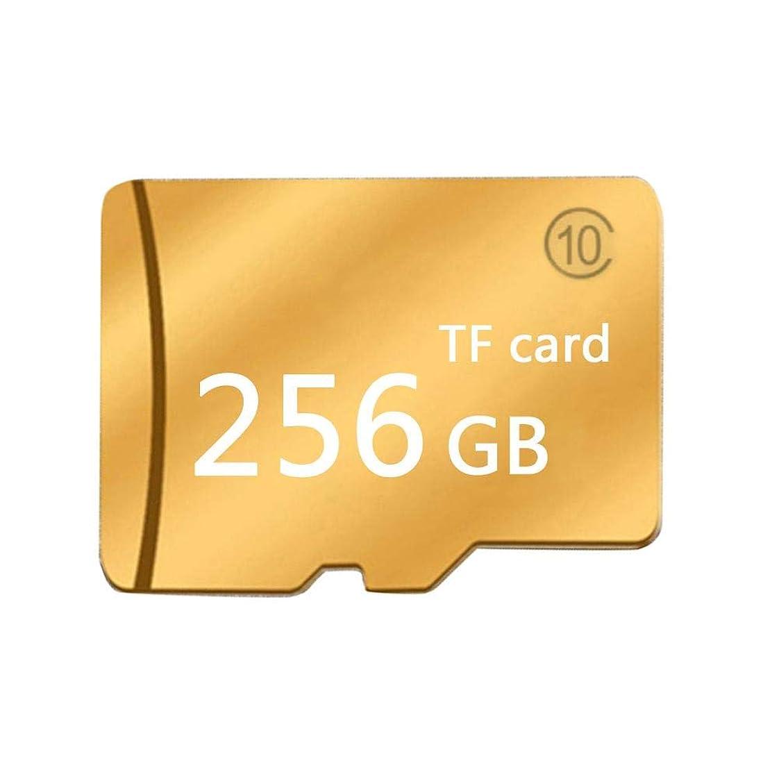 羽以前は支店microSDカード 1GB-512GB カードリーダーとカードホルダー付き 防水 動作確認済 最大読込85MB/s マイクロTFフラッシュカード iOS Android 携帯電話?タブレットPC?パソコン?カメラ 高速カード 金色