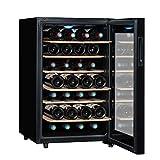 Cave à Vin de Service | La Sommelière LS28CB | Compacte, Design et Intuitive | Mise en Vitrine, Stockage et Mise à température de 28 Bouteilles