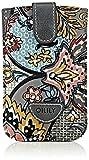 Oilily Smartphone Pull Case, Organizer per Borsa Donna, Grigio (Grau (Iron 906), 9x14x1 cm (L x A x P)