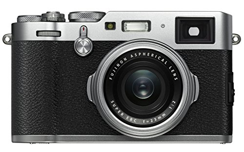 Fujifilm X100F Point-and-Shoot Camera