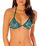 Kiniki Santorini Tan Through Sonnendurchlässiger Bikinitop Damen Bademode