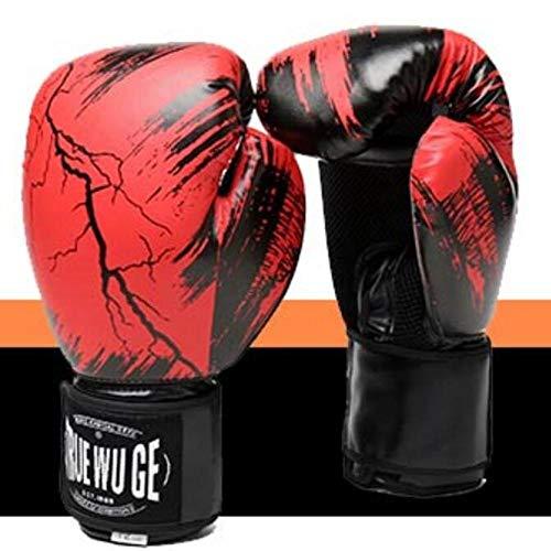 Kinder Boxhandschuhe Set 6oz 8oz | Junior Boxhandschuhe | Kinderhandschuhe | MMA Handschuhe | 6 bis 15 Jahre | Muay Thai Taekwondo Sanda Kampf | Grün gelb blau orange rot rosa weiß