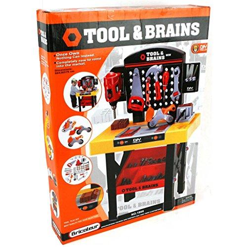 Varie - Tool & Brains 416-1896. Banco de Trabajo para niños.