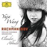 ラフマニノフ:ピアノ協奏曲第2番/パガニーニの主題による狂詩曲 - ユジャ・ワン, ラフマニノフ, アバド(クラウディオ), ユジャ・ワン, マーラー・チェンバー・オーケストラ