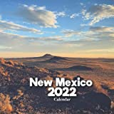New Mexico 2022 Calendar: A Monthly and Weekly 12 Months Calendar 2022 With Pictures of the New Mexico For Office to Write in Appointment, Birthday, ...   Cute Gift Ideas For Men, Women, Girls, Boys
