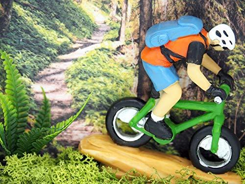 ZauberDeko Geldgeschenk Verpackung Mountainbike Fahrrad Tour Mann Gutschein Sport Ausrüstung - 6