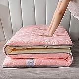 Nuiik-C22x Materasso per dormitorio per Studenti Adulti per Ragazzi e Ragazze, Materasso Giapponese più Spesso Futon Tatami Materasso per Dormire...