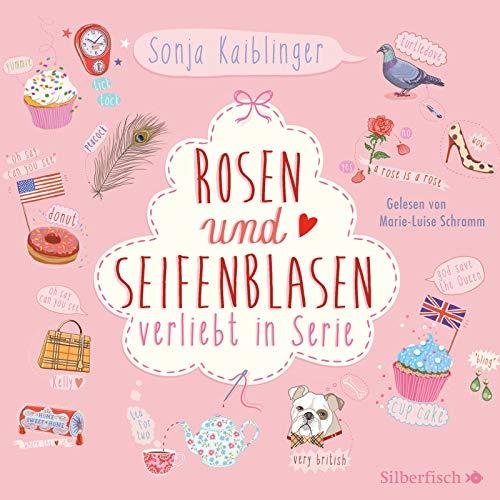Verliebt in Serie 1: Rosen und Seifenblasen - Verliebt in Serie: 4 CDs (1)