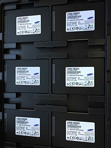 Samsung MZ-7WD48000/0H3 2.5-Inch 480GB Enterprise SSD SATA 6.0 Gbps SM843T