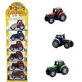 Guisval Tractores (6 Unidades)