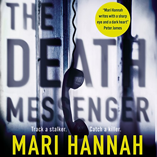 The Death Messenger audiobook cover art