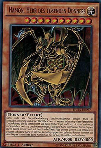 LC02-DE002 Hamon, Herr des tosenden Donners (Ultra Rare)