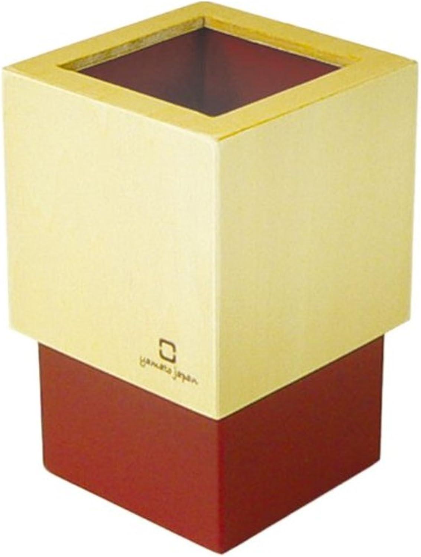 CUBE MINI pencil pencil pencil holder rot YK08-110-Rd (japan import) B003WIX0KO | Bevorzugtes Material  855136