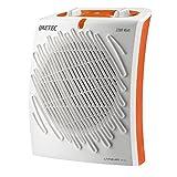 Imetec Living Air M2-100 Termoventilatore 2200 W, 3 Livelli di Temperatura, Termostato Ambiente