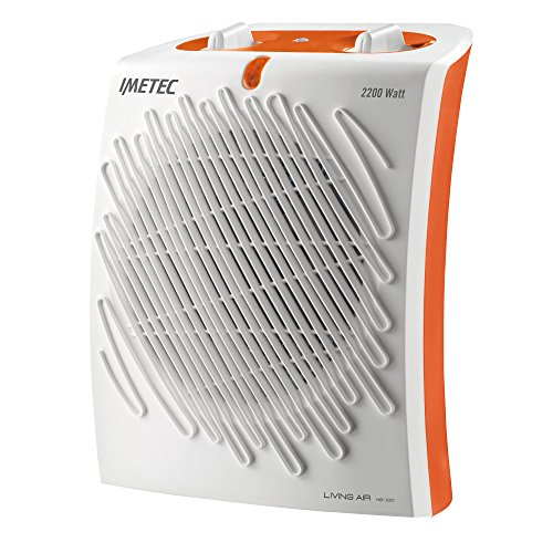 Imetec Living Air M2-100 Termoventilatore 2200 W, 3...