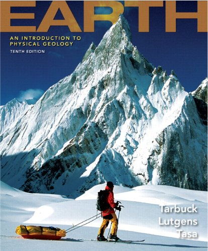 Download Pearson eText Student Access Kit for Earth: An Introduction to Physical Geology (10th Edition) 0321707451