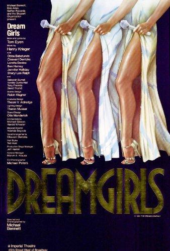 Pop Culture Graphics Dreamgirls (Broadway) Poster Movie 11x17 Obba Babatunde Cleavant Derricks Loretta Devine Ben Harney