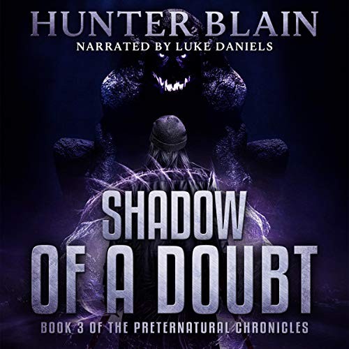 Shadow of a Doubt Audiobook By Hunter Blain cover art
