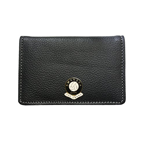 Swansea City Football Club Leather Card Holder Wallet