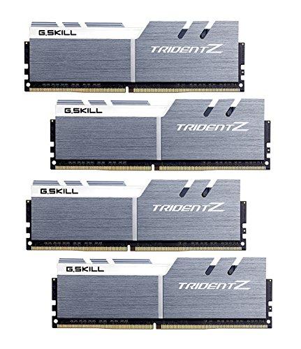 G.SKILL 32GB (4 x 8GB) TridentZ Series DDR4 PC4-28800 3600MHz