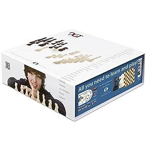 Digital Game Technology BV 10875–Ajedrez, Caja de Inicio, Aprendizaje y experimentación, Azul